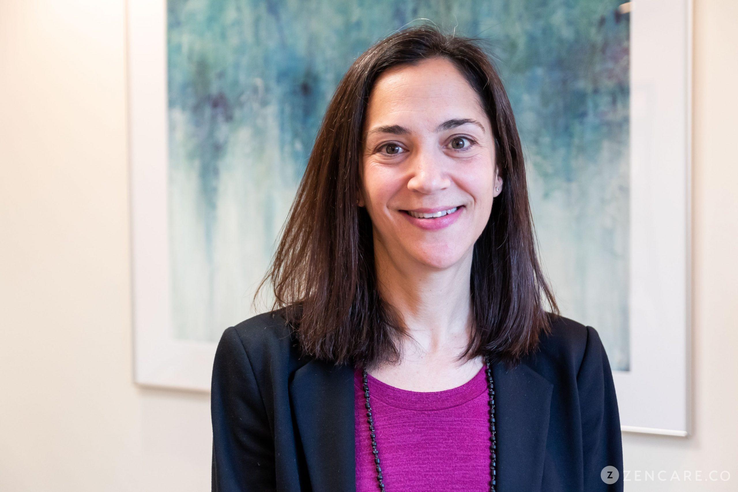 Julie Herzlinger, LICSW